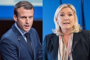 Francja. Macron i Le Pen w drugiej turze wyborów