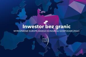 EEC 2017: Uroczysta gala Inwestor Bez Granic - 10 maja