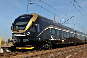 Czeski LEO Express bliżej wejścia na polskie tory