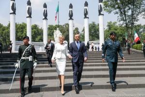 Spotkanie prezydentów Polski i Meksyku. Celem strategiczne partnerstwo