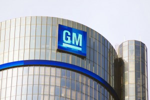 GM przodownikiem w Chinach