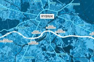 Intercor ma kontrakt za 352 mln zł na rybnicki odcinek drogi Racibórz - Pszczyna