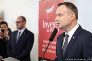 Prezydent RP: biuro handlowe w Meksyku będzie służyło polskim przedsiębiorcom