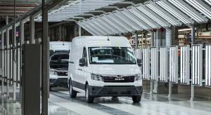 Volkswgen we Wrześni produkuje auta MAN