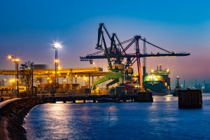 GUS: wzrost obrotów ładunkowych i spadek liczby statków w morskiej flocie transportowej
