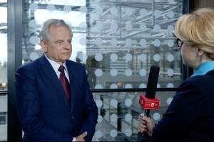 Prezes Deutsche Bank Polska: potrzeba równowagi w sektorze bankowym