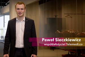 Paweł Sieczkiewicz, Telemedi.co, zaprasza na European Start-up Days