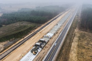 Budownictwo i infrastruktura Porr w Polsce już połączone