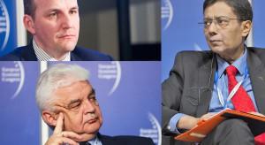 Samaddar, Bernhard i Mikuła na EEC 2017
