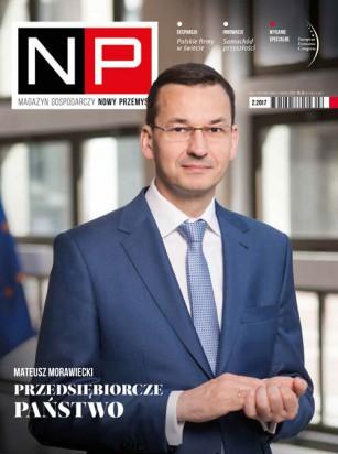 Magazyn Gospodarczy Nowy Przemysł 2/2017