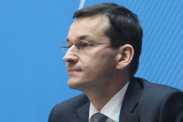Mateusz Morawiecki, MR: dobre prognozy wzrostu gospodarki na najbliższe lata