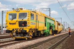 Torpol wygrał kolejowy przetarg