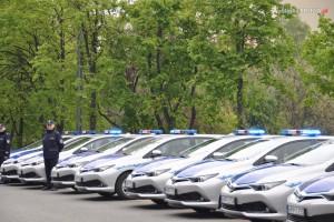 Śląscy policjanci będą jeździć radiowozami o napędzie hybrydowym