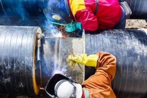 PERN: przyczyną wycieku ropy nielegalny odwiert w rurociągu