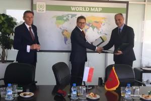 Police kupują fosforyty w Maroku