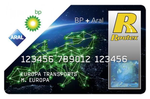 Nowa międzynarodowa karta paliwowa od BP