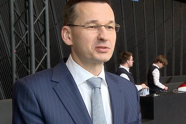 Morawiecki: Polska jest zagłębiem fintechów