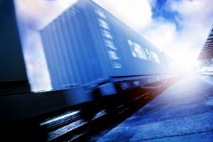 Znaczny wzrost transportu jedną z tras jedwabnego szlaku