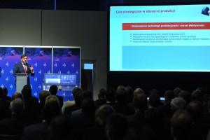 W trakcie Europejskiego Kongresu Gospodarczego prezes Polskiej Grupy Górniczej Tomasz Rogala przedstawił strategię spółki na lata 2017-2030.