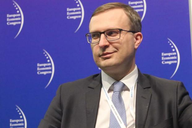 Paweł Borys, prezes zarządu Polskiego Funduszu Rozwoju. Fot. PTWP