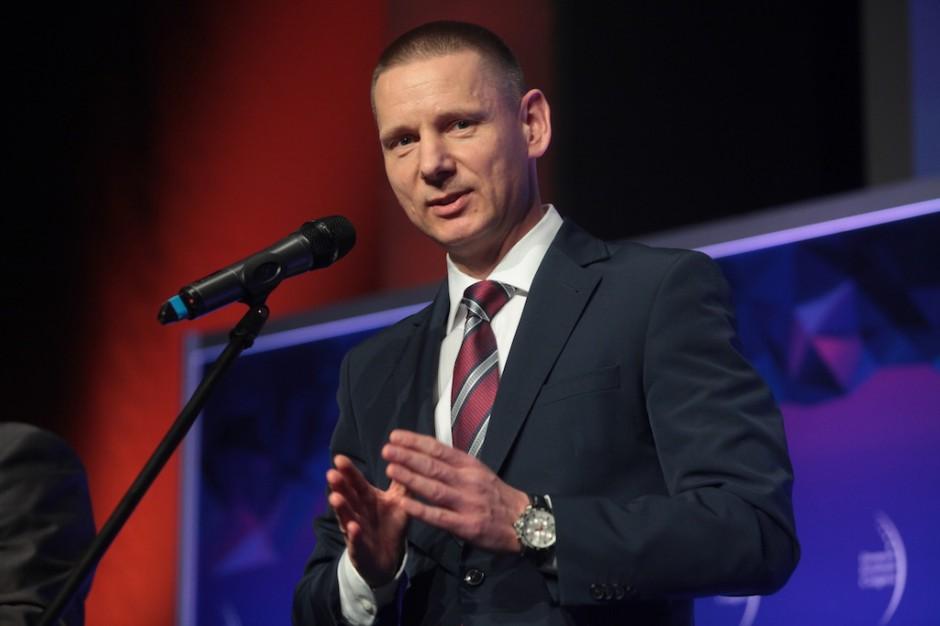 Zbigniew Lange, członek zarządu i dyrektor finansowy firmy Synthos