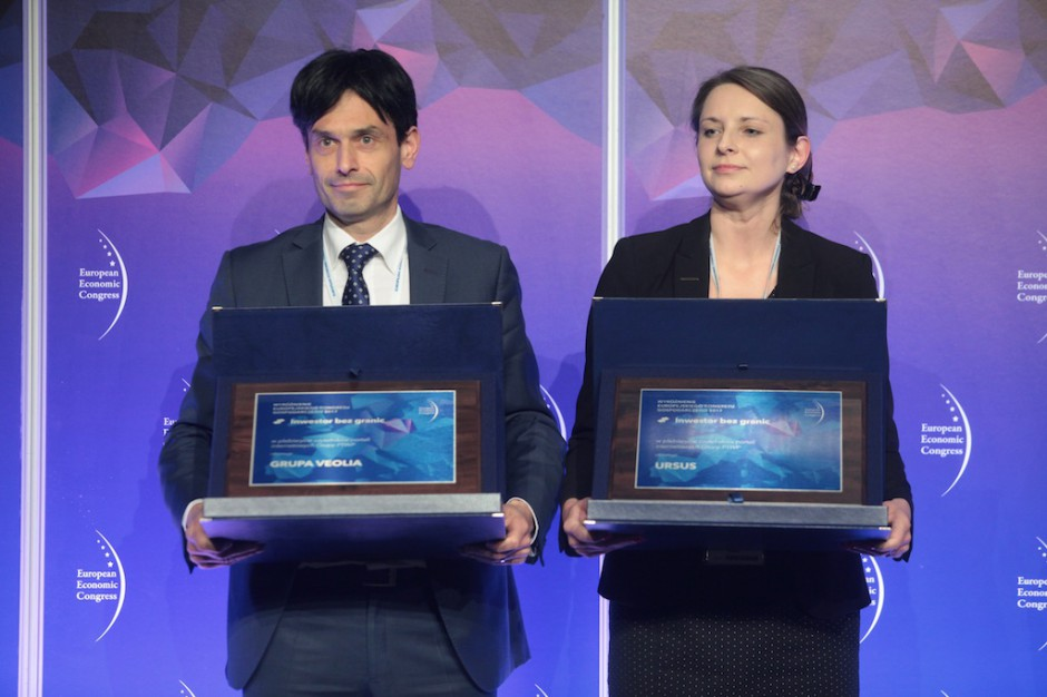 Grupa Veolia oraz Ursus zostali również wyróżnieni przez internautów i czytelników serwisów internetowych Grupy PTWP.
