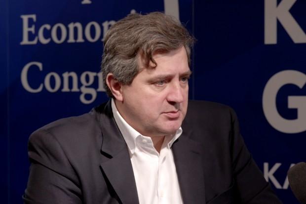 Brunon Bartkiewicz, prezes zarządu ING Bank Śląski. Fot. PTWP