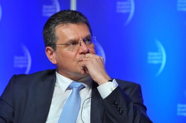 Komisja Europejska zapowiada trójstronne rozmowy o tranzycie gazu