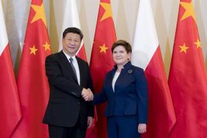 Prezydent Chin: chcemy rozwijać strategiczne partnerstwo z Polską