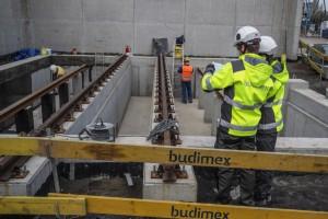 Budimex na budowie fabryki płyt wiórowych Egger w Biskupcu