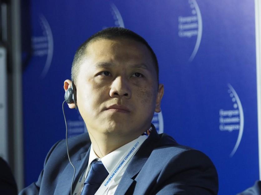 Stanisław Wang, dyrektor ds. sprzedaży dla sektora publicznego i transportowego, Huawei Polska