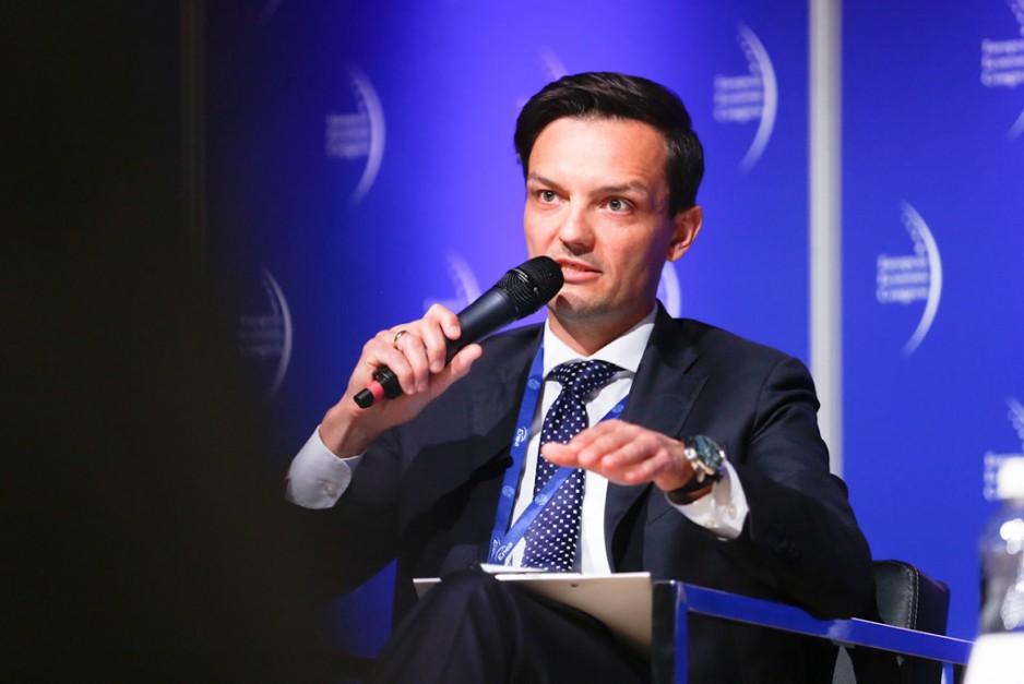 """Krzysztof Szlaga, prezes zarządu, Lubelski Węgiel """"Bogdanka"""" SA"""