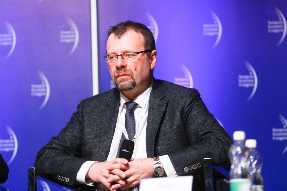 Paweł Smoleń, członek zarządu ds. przemysłu i energetyki, ERBUD SA