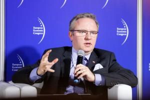 Szczerski: Polska musi zadbać, by nikt sztucznie nie zawyżył ceny gazu z USA