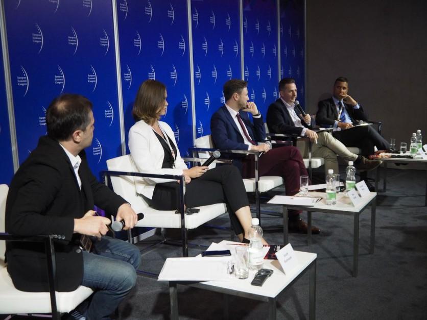 Trzeciego dnia Europejskiego Kongresu Gospodarczego odbyła się sesja