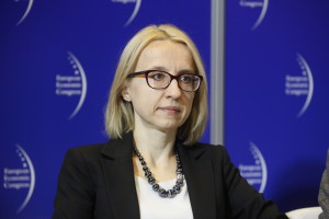 Teresa Czerwińska: powołamy rzecznika praw podatnika; strefa euro bez pośpiechu