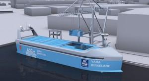 Innowacyjny statek dla producenta nawozów sztucznych