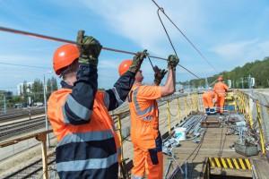 Giełdowa grupa budowlana wygrała przygraniczny przetarg kolejowy