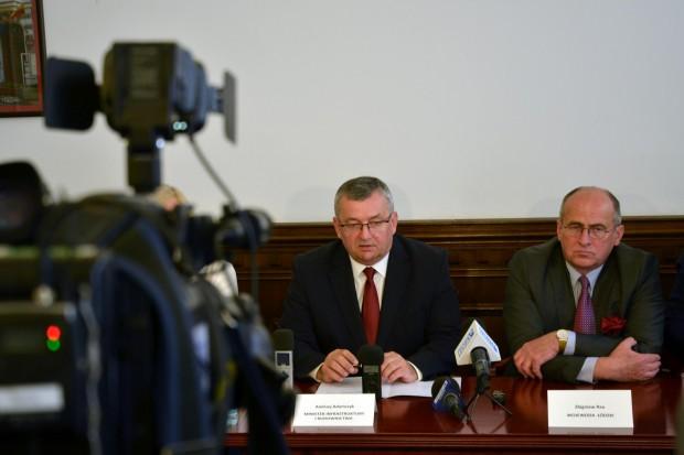 Minister Adamczyk: realizacja zachodniej obwodnicy Łodzi może być tańsza