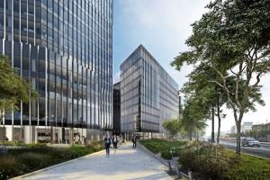 Skanska wybuduje kolejny biurowiec w Warszawie