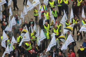 Szykuje się protest górników w Warszawie