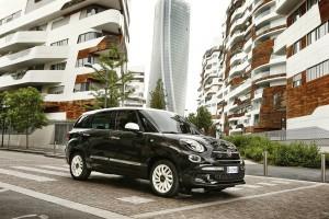 Fiat 500L prawie nowy