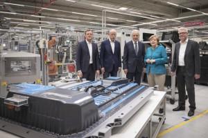 Daimler rozpoczął budowę wielkiej fabryki akumulatorów