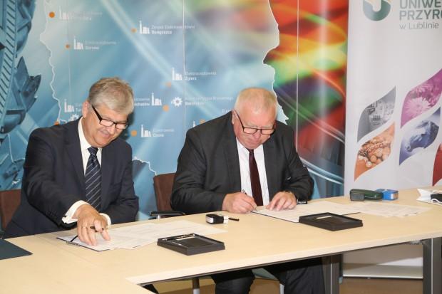 PGE GiEK współpracuje z Uniwersytetem Przyrodniczym w Lublinie