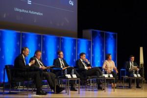 IV rewolucja przemysłowa - nasza współczesność - zapis wideo debaty na EEC 2017