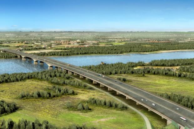Jest zezwolenie na most na Wiśle na południowej obwodnicy Warszawy