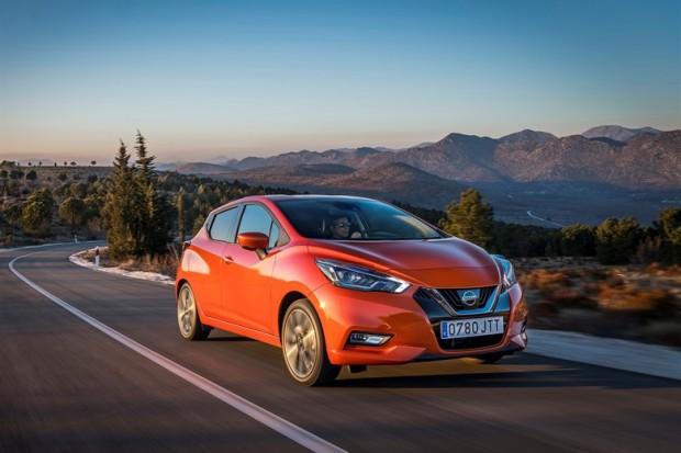 Nowy silnik Nissana Micra