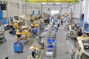 Airbus Helicopters rozpoczyna budowę pierwszej linii montażu śmigłowców w Chinach
