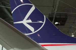 LOT szykuje specjalne malowanie dla nowych samolotów