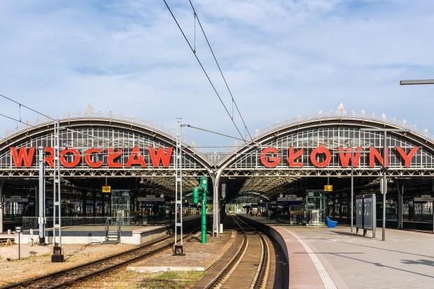 Wrocławski dworzec główny będzie miał nowy peron